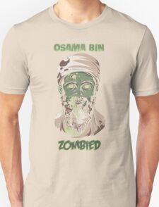 Osama Bin Zombied Unisex T-Shirt