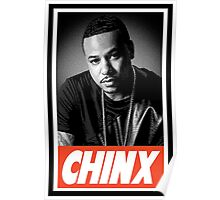 Chinx Poster
