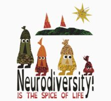 Neurodiversity is the spice of life  by careactivities