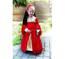 Tudor Costume Photographic Print