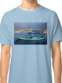 Gaitas in the lagoon of Messolonghi Classic T-Shirt