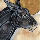 The Donkey by Lynnette Shelley