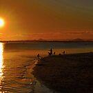 Bribie Island & The Glasshouse Mountains. Queensland, Australia. by Ralph de Zilva