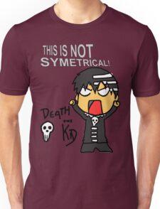 Soul Eater - Symetry Unisex T-Shirt