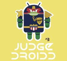 Judge Droidd Kids Clothes