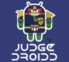 Judge Droidd T-Shirt