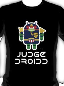 Judge Droidd T-Shirt