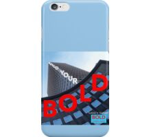 Build Your BOLD iPhone Case/Skin