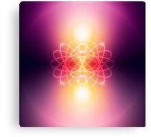 Crystalline DNA Upgrade Canvas Print