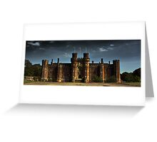 Herstmonceux Greeting Card