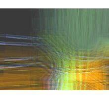 Sweet Vibrations Photographic Print