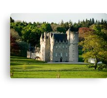 Castle Fraser Canvas Print