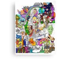 EPIC 25 Daphne Maes Canvas Print