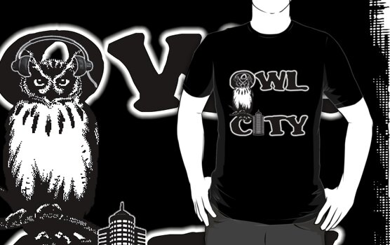 Owl City design by Olga