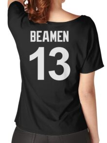 Any Given Sunday Jersey Shirt – Willie Beamen Women's Relaxed Fit T-Shirt