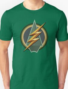Green Arrow and the Flash T-Shirt