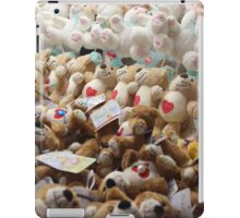 Cute & Cuddly Bear Cubs iPad Case/Skin