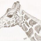 Giraffe by taatofu2