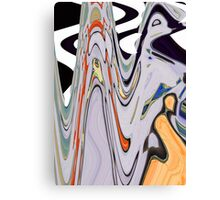 The Guru Descends from the Mountain Canvas Print