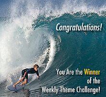 Winner Weekly Theme Challenge banner by Alex Preiss