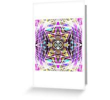Mandala Digital Nu Dop Greeting Card