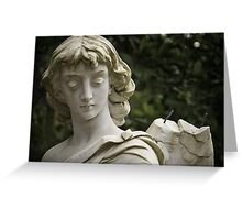 Weeping Angel 2 Greeting Card