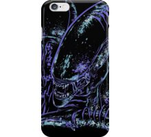 Back To The Primitive Horror iPhone Case/Skin