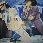 Micheal Jackson &quot;Smooth Criminal&quot;  by Aestheticz .