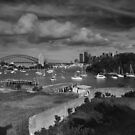 The Bay,the Bridge and the City by pnjmcc