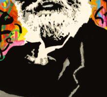 Walt Whitman Sticker