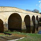 Oldest bridge in Australia-built 1823 - Tasmania by lighthousecove