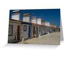 port alegre casas Greeting Card