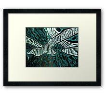 Memorial Swallows Framed Print