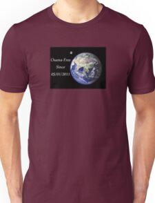 The World - Osama-Free Unisex T-Shirt
