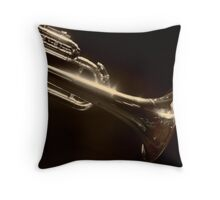 It Was Another Era Throw Pillow