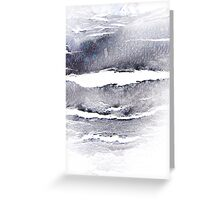 Snowstorm in the High Country Greeting Card