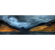 Dark Side of the Mournes Photographic Print