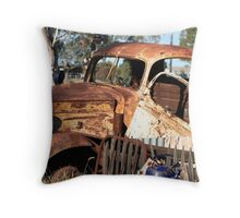 Gwalia Throw Pillow