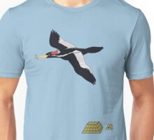 Escape, with Woodpecker Unisex T-Shirt