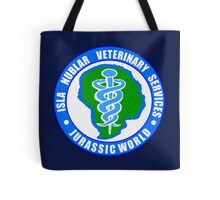 Jurassic World Vet Services Tote Bag