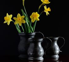 Still Life #2 by Christopher Cullen