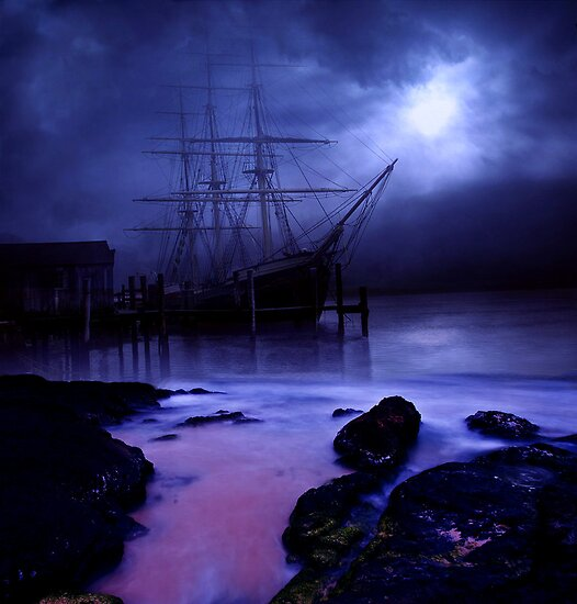 Ghost Ship by Rookwood Studio 