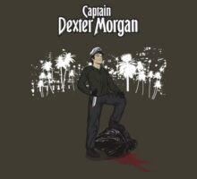 Captain Dexter Morgan- Dexter Parody by spacemonkeydr