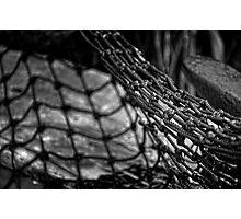 teach a man to fish..... Photographic Print
