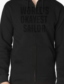 World's Okayest Sailor T-Shirt