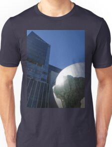 Tower and Sphere Unisex T-Shirt