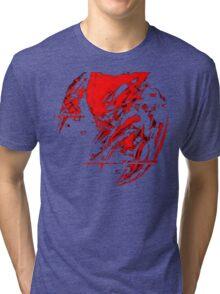 Haunter is haunting Tri-blend T-Shirt