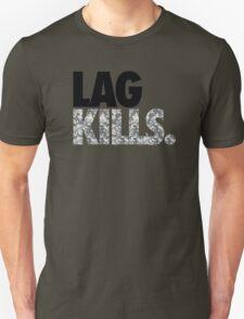 LAG KILLS. - Camo Edition T-Shirt