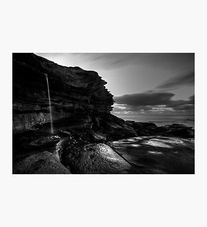The Ocean's Tap Photographic Print