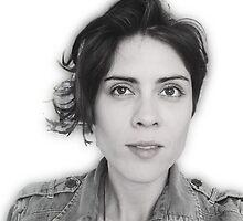 Tegan 'oh, hi' by Virginie Le Guen-Bertheaume